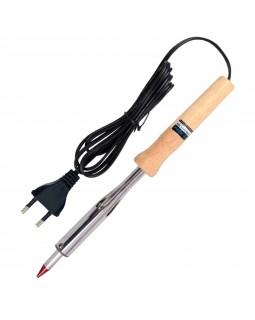 Паяльник, 100 Вт, 220 В, деревянная ручка KING TONY 6BC210A