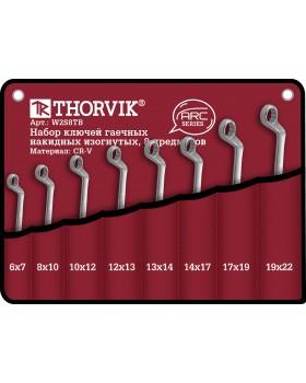Набор ключей накидных в сумке 6-22 мм, 8 предметов