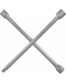 """Ключ баллонный крестообразный 17х19х21x1/2""""DR, 350 мм"""