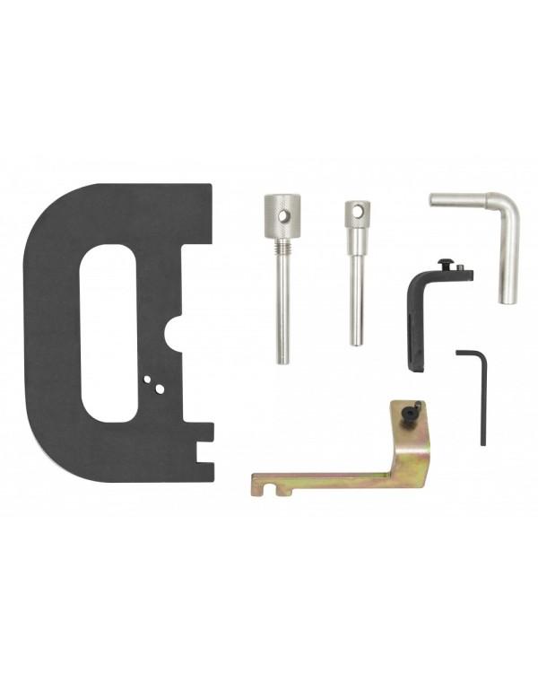 Набор приспособлений для установки фаз ГРМ двигателей RENAULT