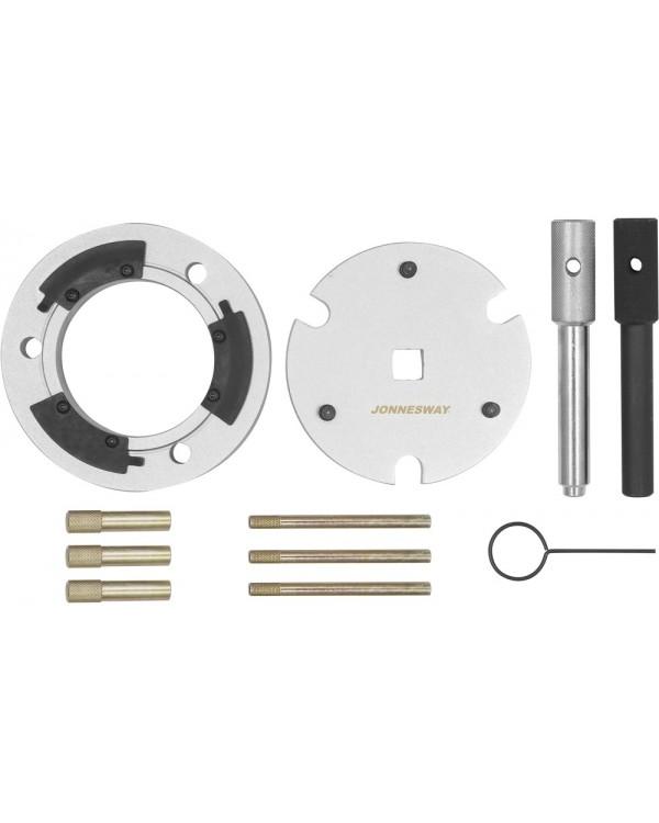 Набор приспособлений для установки фаз ГРМ дизельных двигателей FORD TDDI / TDCI