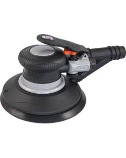 Машинка шлифовальная пневматическая орбитальная с пылеотводом 10500 об/мин.,  150 мм