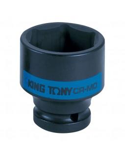 "Головка торцевая ударная шестигранная 1"", 21 мм KING TONY 853521M"