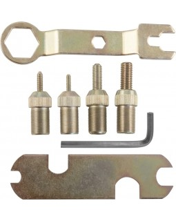 Заклепочник гидропневматический для  резьбовых заклепок, М4-М10