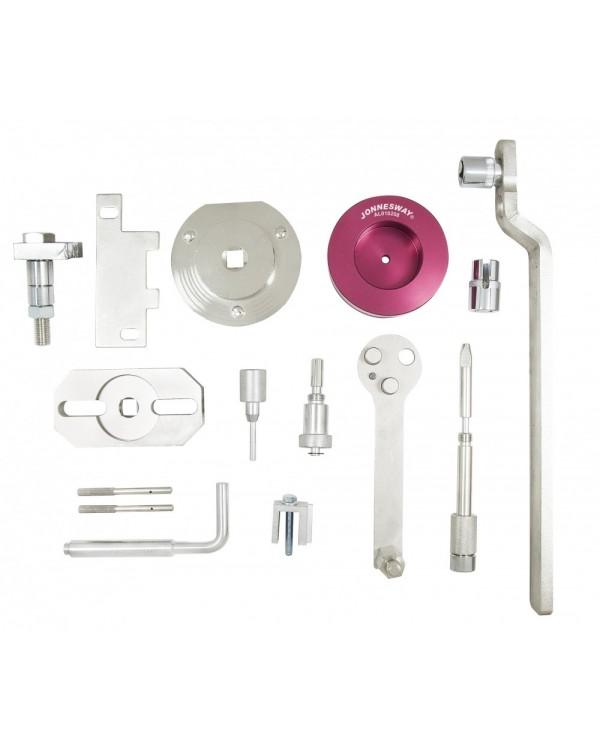 Набор приспособлений для установки фаз ГРМ двигателей коммерческих а/м FIAT / IVECO / FORD