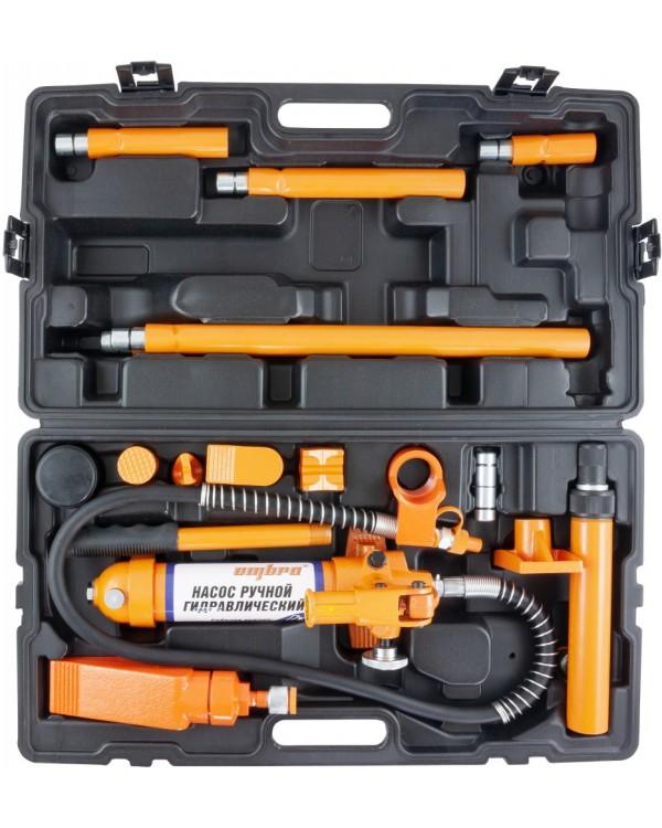 OHT948N Набор гидравлического инструмента для кузовного ремонта 4 т. 18 предметов