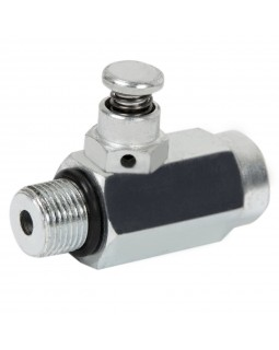 Насадка для шприца, с клапаном МАСТАК 134-00002