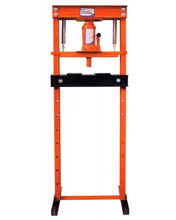 Пресс гидравлический напольный модульный 12 т.