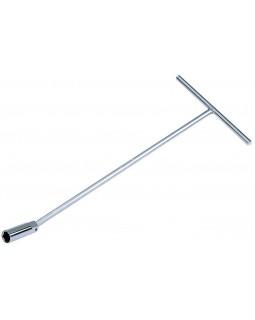 Ключ свечной с шарниром 21 мм, L = 450 мм KING TONY 15632118