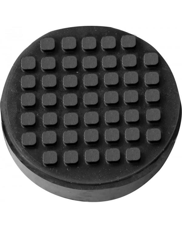 Опора резиновая для малых подкатных домкратов, Ø-52 мм, Н-32 мм
