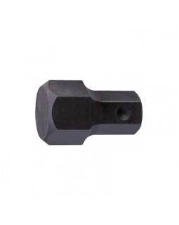 "Насадка ударная торцевая 3/4"", HEX, 17 мм, L = 40 мм KING TONY 174017H"