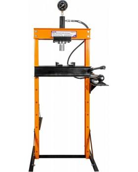 OHT610N Пресс гидравлический напольный 12 т.