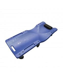Лежак подкатной 6-ти колесный, пластиковый МАСТАК 197-00002