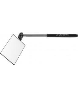 Телескопическое зеркало прямоугольное, 50х92 мм