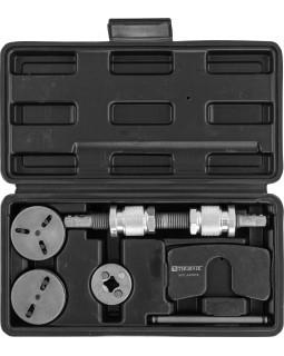 ABCRT2 Приспособление для возврата поршней дисковых тормозных механизмов в наборе, 7 предметов