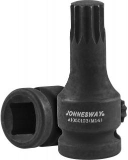 Насадка ударная многоцелевая 1/2''DR М14х60 мм. для а/м VW Т4.(Ключ верхних шаровых шарниров)