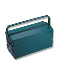 Портативный ящик для инструментов с 3 секциями: 470 х 220 х 350 мм