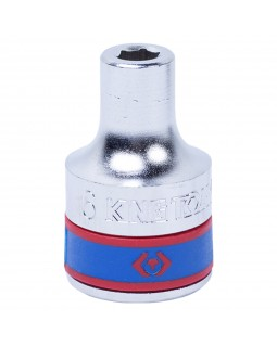 "Головка торцевая стандартная шестигранная 1/2"", 6 мм KING TONY 433506M"