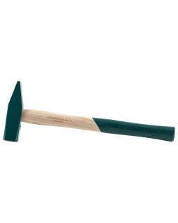 Молоток с деревянной ручкой (орех), 0,4 кг