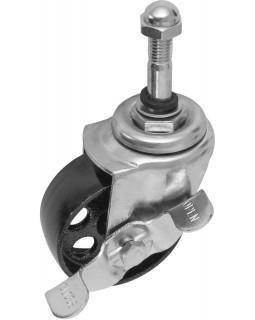 OHT305MRKWL Колесо поворотное со стопором для стойки трансмиссионной OHT305M в сборе
