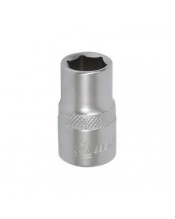 "Головка торцевая стандартная шестигранная 1/2"", 14 мм МАСТАК 000-40014"