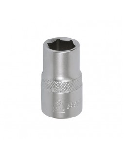 "Головка торцевая стандартная шестигранная 1/2"", 22 мм МАСТАК 000-40022"