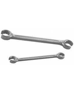 Ключ гаечный разрезной, 10х12 мм