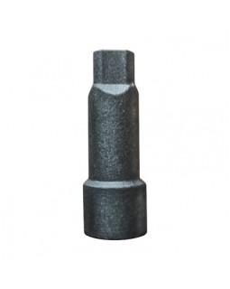 Удлинитель входного вала мультипликатора, 80 мм МАСТАК 016-80080