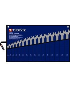 Набор ключей комбинированных в сумке 6-24 мм, 16 предметов
