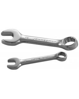 Ключ гаечный комбинированный короткий, 15 мм