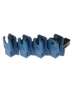 Набор заглушек для патрубков с металлическими наконечниками, 4 предмета МАСТАК 102-10004