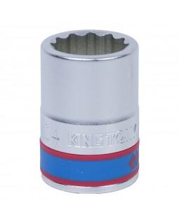 "Головка торцевая стандартная двенадцатигранная 3/4"", 24 мм KING TONY 633024M"