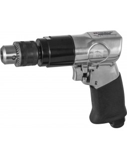 Дрель пневматическая с реверсом, 1800 об/мин, патрон 10 мм