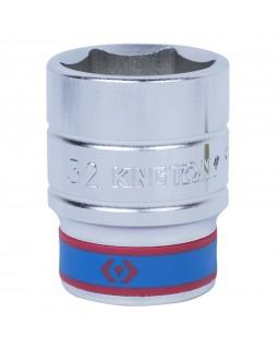 "Головка торцевая стандартная шестигранная 3/4"", 32 мм KING TONY 633532M"