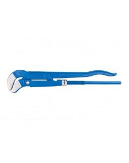 Ключ газовый с изогнутыми губками №3  KING TONY 6521-21