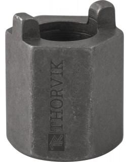 Насадка торцевая 22 мм HDR с радиусными шипами для монтажа/демонтажа аммортизационых стоек автомобил