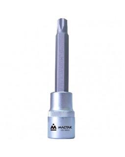 """Насадка (бита) торцевая 1/2"""", TORX, T52, L = 140 мм, для ГБЦ VAG МАСТАК 103-16052"""